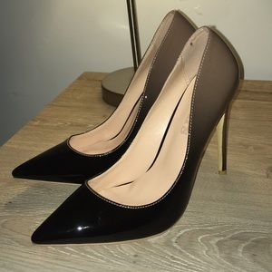 Shoes - Mavirs Ombré Pump